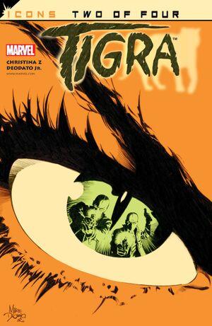 Tigra Vol 1 2