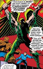 Yentron (Earth-616) Giant-Size Fantastic Four Vol 1 3