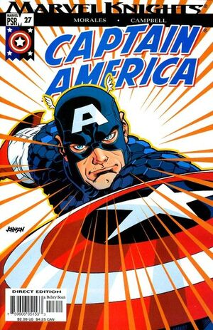 Captain America Vol 4 27