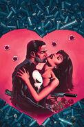 Punisher Bloody Valentine Vol 1 1 Textless