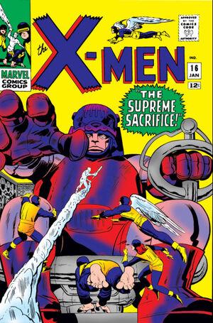 X-Men Vol 1 16