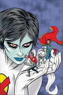 X-Statix Presents Dead Girl Vol 1 2 Textless