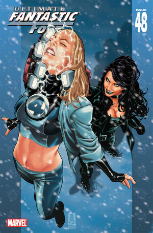 Ultimate Fantastic Four Vol 1 48