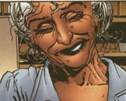 Millie (Waitress) (Earth-616) from New X-Men Vol 1 120 001
