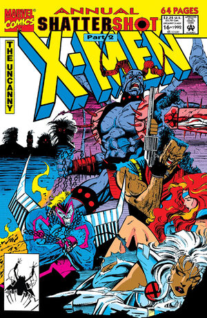 Uncanny X-Men Annual Vol 1 16