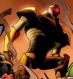 Cyclone (Robot) (Earth-20051) Marvel Adventures The Avengers Vol 1 38