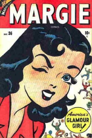 Margie Comics Vol 1 36