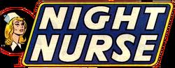 Night Nurse (1972) Logo