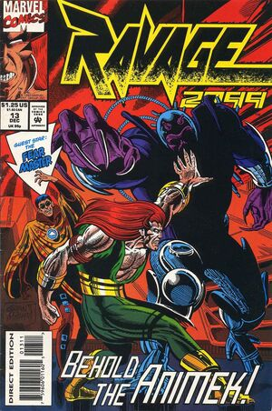Ravage 2099 Vol 1 13