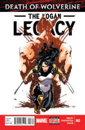 Death of Wolverine The Logan Legacy Vol 1 2