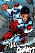 Adrian Corbo (Earth-616) from Alpha Flight Vol 2 18