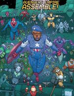 Avengers Empire (Earth-14161) from Avengers A.I. Vol 1 11 0001