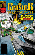 Punisher War Journal Vol 1 10