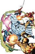 Marvel Adventures The Avengers Vol 1 6 Textless