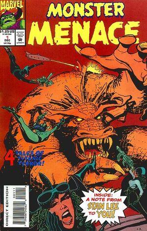 Monster Menace Vol 1 1