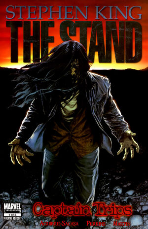 The Stand Captain Trips Vol 1 1