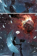 Warren Worthington III (Earth-616) Elizabeth Braddock (Earth-616) Uncanny X-Force Vol 1 18