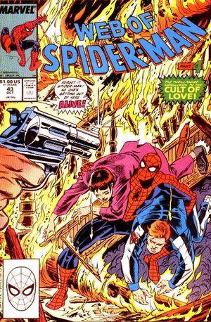 Web of Spider-Man Vol 1 43