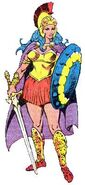 Athena Parthenos (Earth-616) from Official Handbook of the Marvel Universe Vol 2 9 0001