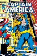 Captain America Vol 1 293