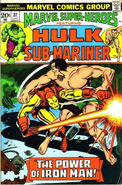 Marvel Super-Heroes Vol 1 37