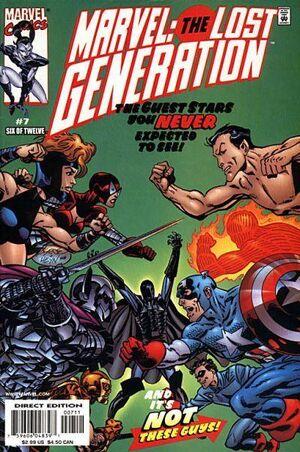 Marvel The Lost Generation Vol 1 7