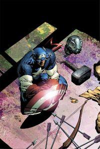 Avengers Vol 1 503 Textless