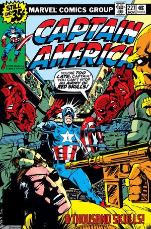 Captain America Vol 1 227