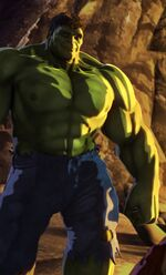 Bruce Banner (Earth-TRN607) from Iron Man and Hulk Heroes United 001
