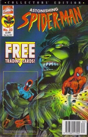 Astonishing Spider-Man Vol 1 23