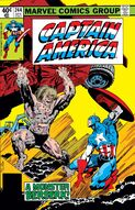 Captain America Vol 1 244