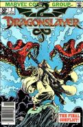 Dragonslayer Vol 1 2