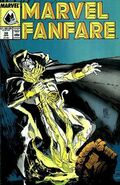 Marvel Fanfare Vol 1 38