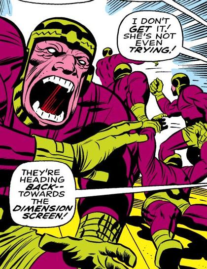 Alpha Primitives from Fantastic Four Vol 1 82