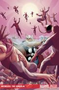 Avengers The Origin Vol 1 4 Textless
