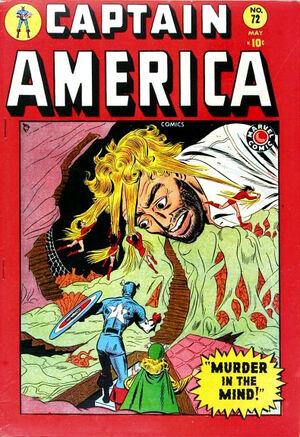 Captain America Comics Vol 1 72