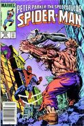 Peter Parker, The Spectacular Spider-Man Vol 1 88