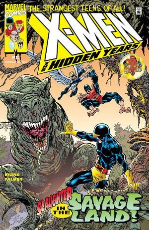 X-Men The Hidden Years Vol 1 2