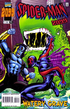 Spider-Man 2099 Vol 1 44