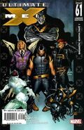 Ultimate X-Men Vol 1 61 Variant Limited Edition