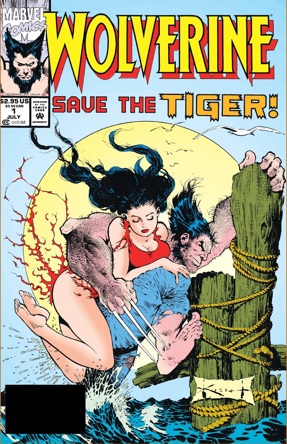 Wolverine Save the Tiger! Vol 1 1