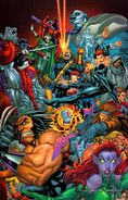 X-Men Age of Apocalypse One Shot Vol 1 1 Pinup 002