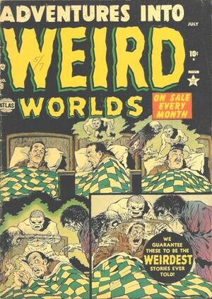 Adventures into Weird Worlds Vol 1 8