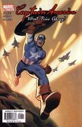 Captain America What Price Glory Vol 1 1