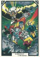 X-Men (Earth-616) from Arthur Adams Trading Card Set 0003