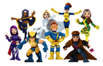 X-Men (Earth-91119) from Marvel Super Hero Squad Online 001