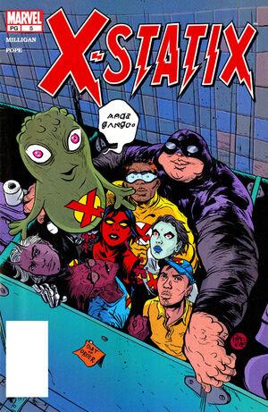 X-Statix Vol 1 5