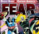 Ghost Rider - Captain America: Fear Vol 1 1