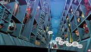 Kang's Trophy Room from Uncanny Avengers Vol 1 8AU