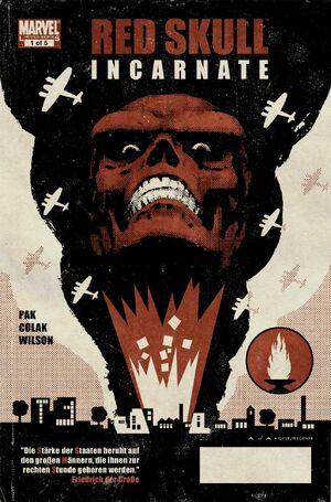 Red Skull Vol 1 1